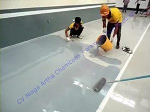 kontraktor cat lantai epoxy