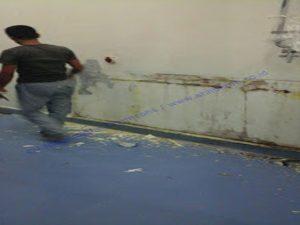 perbaikan lantai