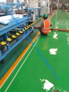 epoxy line marking