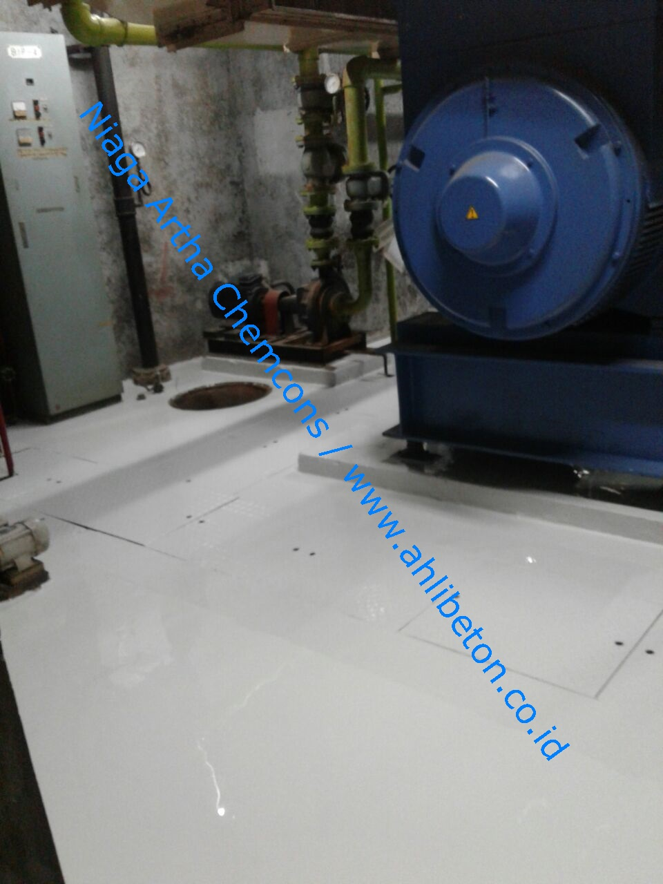 epoxy lantai coating
