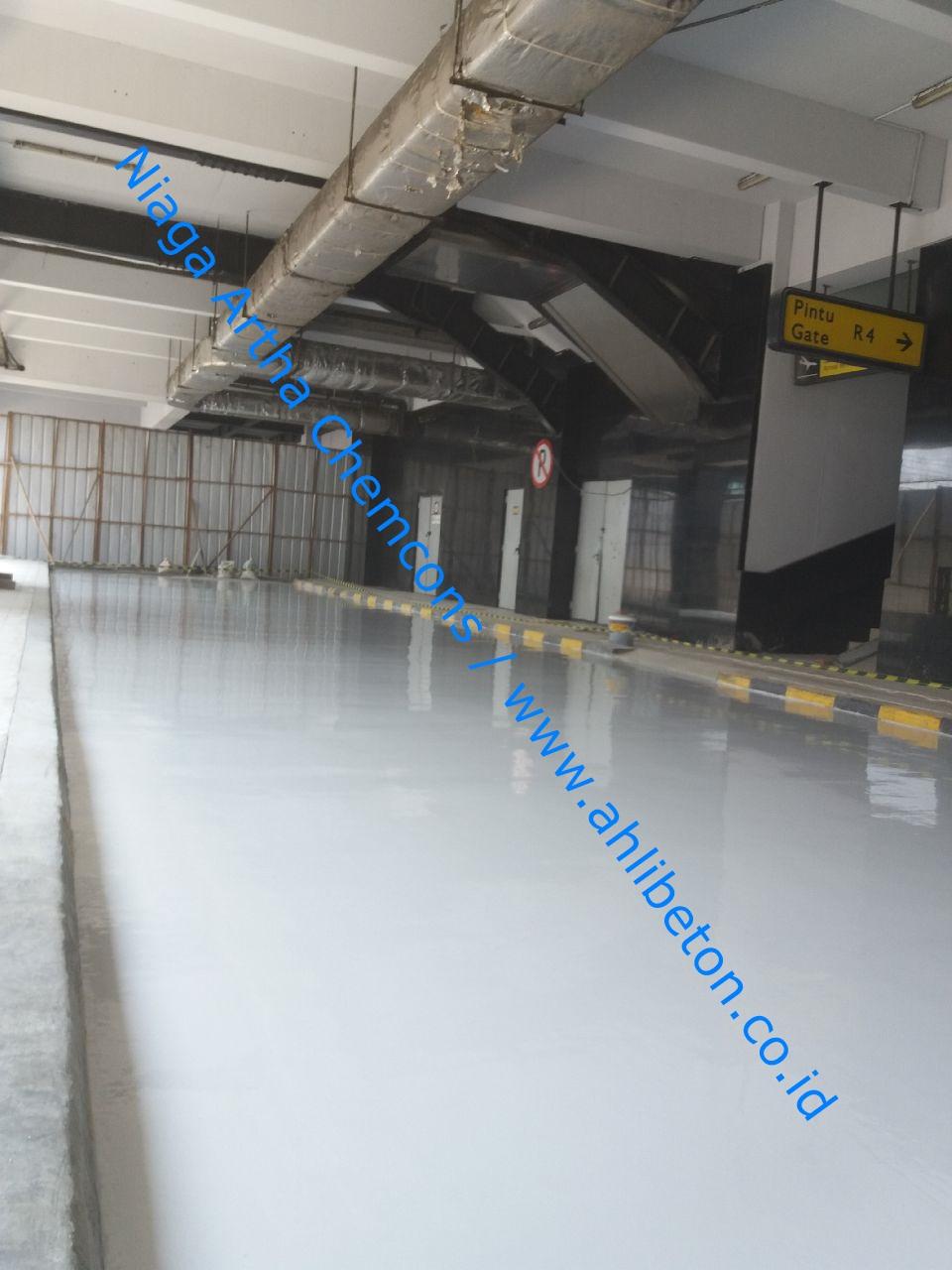 epoxy lantai bandara