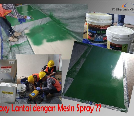 epoxy lantai spray