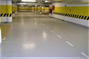 Epoxy Untuk Lantai Parkir